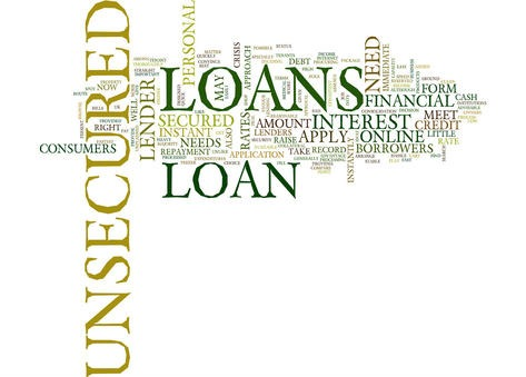 A quick loan is a relatively small, unsecured loan.